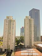 Rakentaminen Montevideo Kuvituskuvat