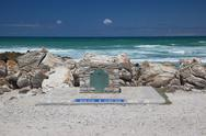 Stock Photo of Southern-most Tip of Africa (Cape L'Agulhas)