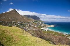 Llandudno near Cape Town, South Africa - stock photo