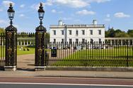 Stock Photo of Queen's House in Greenwich