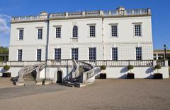 Queen's House in Greenwich - stock photo