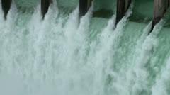 Kerr Dam Stock Footage