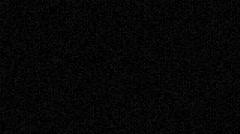 Digital Static Noice Pattern (60fps) Stock Footage