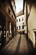 Prague sepia 18 Stock Photos