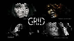Grid Slideshow - stock after effects