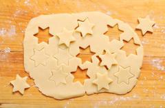 Holiday baking Stock Photos
