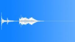 Glas_Single_Slice_Drop_On_Floor_Debris_Interior.wav - sound effect