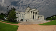 Stock Video Footage of HDR Real time of Missouri Capitol Building