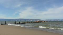 Types of Lake Baikal Stock Footage