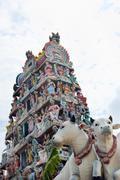 Stock Photo of sri mariammam temple