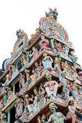 Sri mariammam temple Stock Photos
