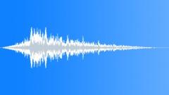 Landing Sound Effect