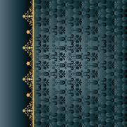Traditional ottoman seamless pattern01 Stock Illustration