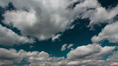 Cloudscape Timelapse 4K 4096x2304 Stock Footage