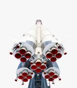 Rakettimoottorin Kuvituskuvat