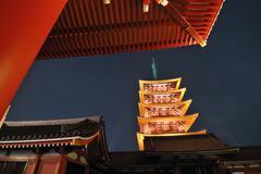 Asakusa, Tokyo Stock Photos