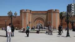 Rabat, Morocco Stock Footage