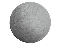 cement sphere - stock photo