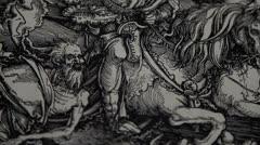 Gravure - Apocalypse -  Dürer Arkistovideo