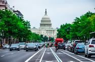 Stock Photo of US Capitol, Washington DC, US