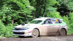 Delta Rally Stock Footage