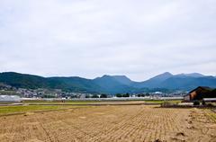 farming at obama, japan - stock photo
