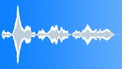 Cartoon tenor hooray Sound Effect