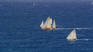 Stock Video Footage of Antigua Classic Sailing Week 2013 5