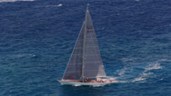 Stock Video Footage of Antigua Classic Sailing Week 2013 7