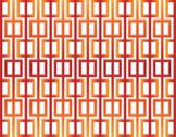 Stock Illustration of abstract pattern of red squares