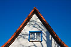 House gable Stock Photos