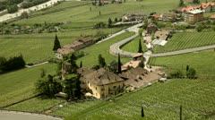 Bolzano, South Tyrol, Italy Stock Footage