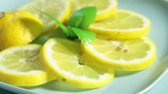 Lemon Stock Footage