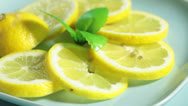 Stock Video Footage of Lemon