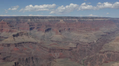Landscape Grand Canyon Arizona Beaty Landscape Mather Point Yavapai Vista Nature Stock Footage