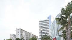Brickell Miami Stock Footage