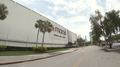 Macy's Dadeland Mall Stock Footage