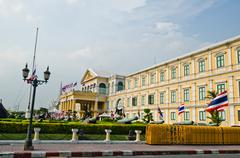ministry of defence,  thailand - stock photo