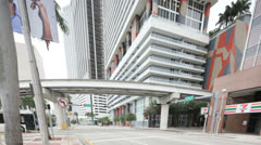 50 Biscayne Boulevard Stock Footage