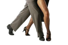 tango - stock photo