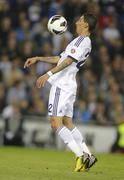 Angel Di Maria of Real Madrid - stock photo