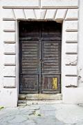 Stock Photo of old door