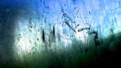 Metal Grunge Texture- Colorful - stock photo
