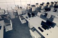 Office. Stock Illustration