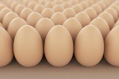 Eggs. Stock Illustration