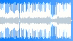 Driving Rock Inspired Country Instrumental (Lovin This Country Instrumental) Stock Music