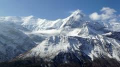 Himalayas - stock footage