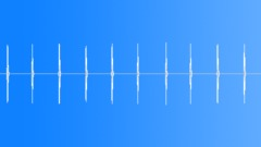 Car turn signal ticking loop - sound effect