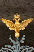 Gold double eagle Stock Photos