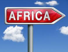 Africa Stock Illustration